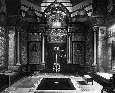 Leighton House, Arab Hall in Leighton's Tims