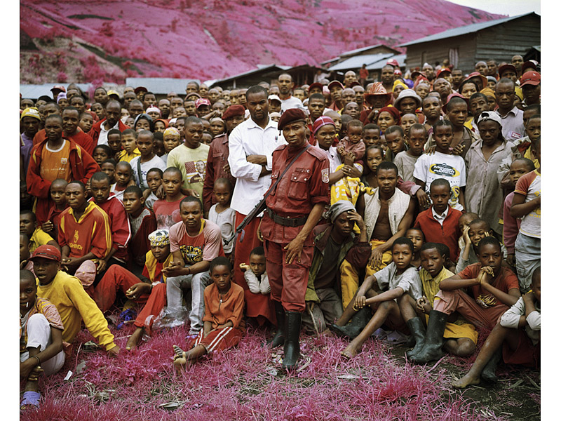 Richard Mosse, better the devil you know, Eastern Congo 2