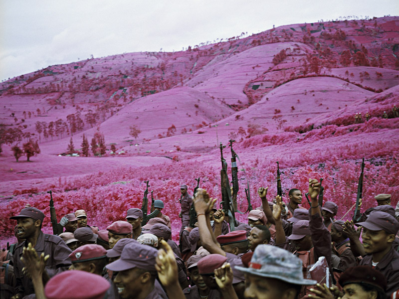 Richard Mosse, better the devil you know, Eastern Congo 5