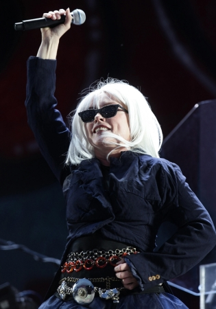 Blondie at IOW