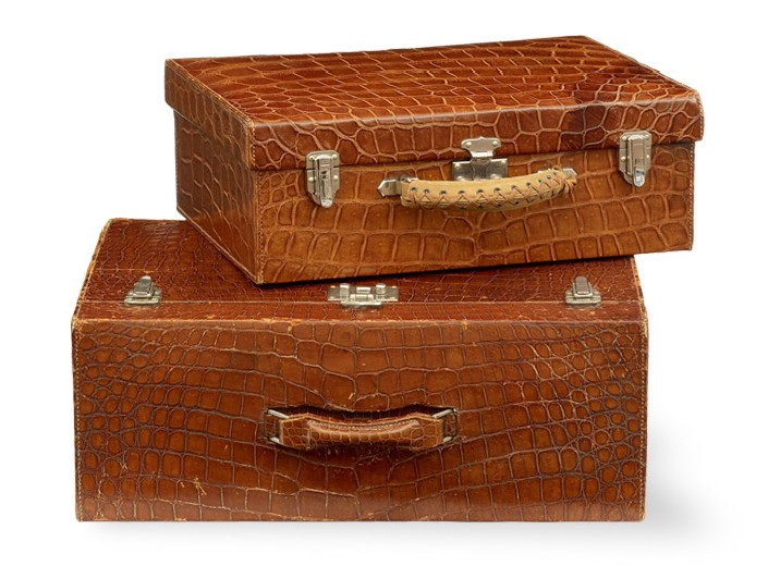 Hermes Bespoke Luggage 3