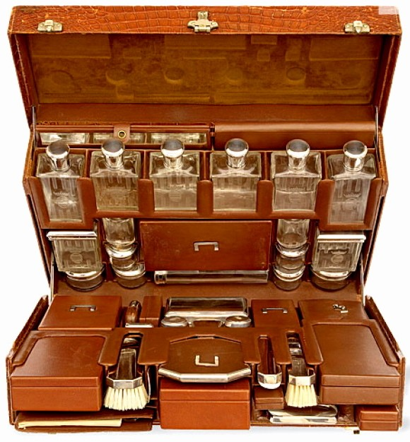 Hermes Bespoke Luggage 1