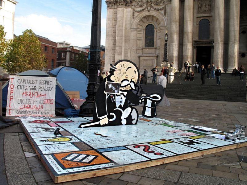 Banksy's_Monopoly_St.Paul's_London