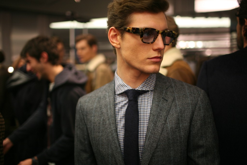 Ermenegildo Zegna FW-Milan Fashion Week 2012