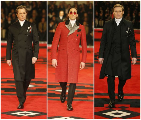 Prada F-W2012 Men's show_star_support